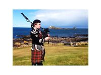 Event's Piper for Hire