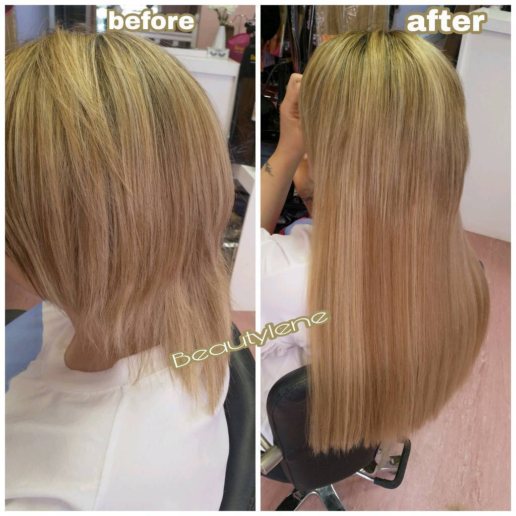 Hair Extension And Braids Specialist For Caucasian And Afro Hair