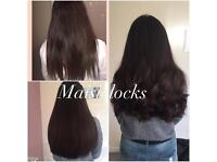 Maisielocks hair extensions cardiff