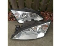 FORD MONDEO MK3 HEADLIGHT SET