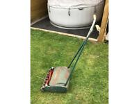 Qualcast mower used