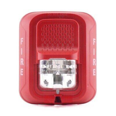 System Sensor Srl 2-wire Strobe Red New