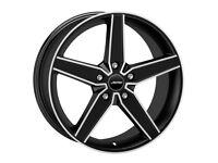 "New / Boxed Autec Delano (Type D) 8,5x20"" 5-Spoke to suit Vauxhall Astra, Mokka Insignia, Chevrolet."
