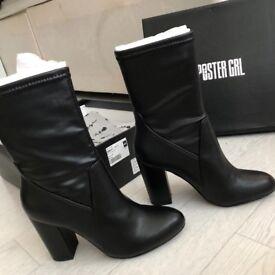 Dolls Kill Poster Grl Boots Size 5