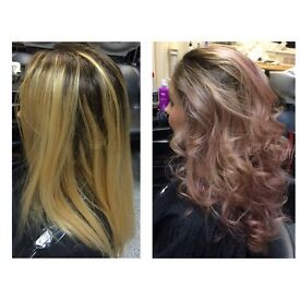 Mobile Hairdresser, Wedding & Occasion Hair, Bouncy Blowdry's...