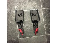 Car seat adapters for Quinny pushchair