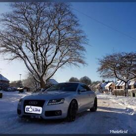 Audi A5 2.0 TDI Sline Quattro