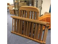 Pine Mothercare Cot Bed 140 x 70cm