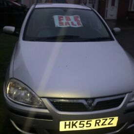 image for Vauxhall, CORSA, Hatchback, 2006, Manual, 1229 (cc), 3 doors