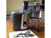 Philips HR 1861 - 2 speed whole fruit juicer