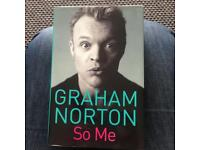 Graham Norton Autobiography