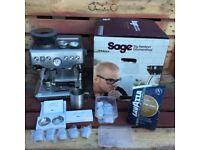 Sage Barista Coffee Machine by Heston