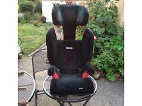 Luxury Recaro Childs Car Seat