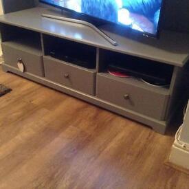 IKEA grey tv unit