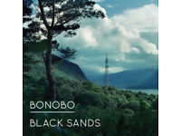 Black Sands Bonobo / The Pearl Brain Eno Sealed Audio CD