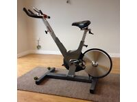 Keiser M3 group cycle