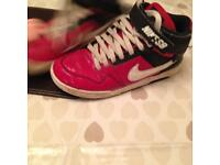 Boys Nike trainers