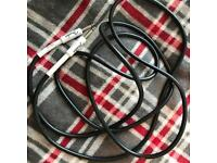 Fender performance series instrument cable (straight-straight)