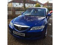 MAZDA 6TS 5DR1999CC PETROL FULL/S/HISTORY BRAND/NEW/MOT JUST/SERVICED