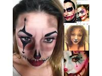 Proffesional Halloween Makeup Artist Face Paint And Special Fx Makeup