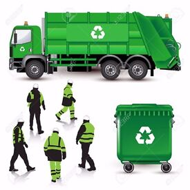 Refuse & Recycling workers required in St Albans