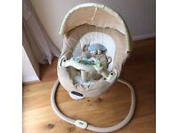 GRACO SWEETPEACE BABY SWING SEAT