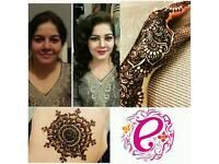 Eishah's Henna Mehndi & Makeup Artist