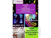 Charity Fitness Event in aid of Keech Hospice