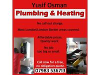 Plumbing & Heating - Many areas covered
