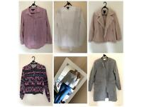 Huge bundle of clothes - missguided, topshop, river island, new look