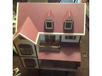 Sylvianian house