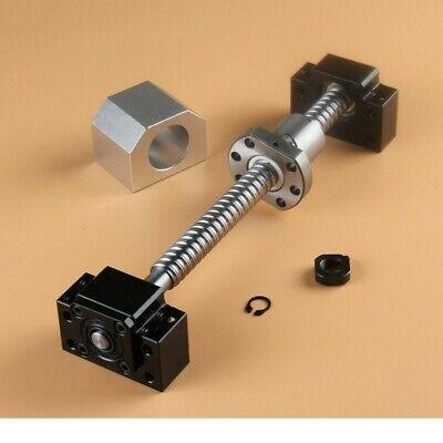 Ball Screw Sfu1605 Set 250-1000mm C7 Bkbf12 End Support Ballnut Housing Cnc