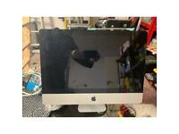 iMac 21.5 2011. i5 4gb ram 500 gb HDD. Boots but not stable