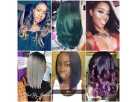 SPECIAL OFFERS! Weaves from £40! Afro hairstylist/european hairstylist. Nvq L3 qualified