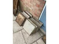 Pavers free to collect or going in skip