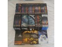 Stargate SG-1 Complete Series + Ark of Truth + Continuum + Children of the Gods + Original Movie