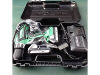 Hitachi DV18DGL Cordless Combi Drill