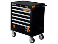 Halfords Industrial 6 Drawer Ball Bearing Tool Cabinet Chest Box. £350 from Halfords, £270 o.n.o