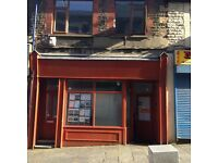 Bargoed High Street Shop To Let Opposite Job Centre - Currently Used For Kids Clothing Accessories