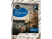 GCSE History OCR The Elizabethans