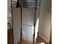Room divider ( wrought iron)