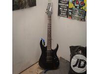 Ibanez RG7621 Electric Guitar 7 String Japanese