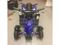 Like new 800watt quad bike