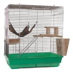 rat cage other small animal supplies ebay. Black Bedroom Furniture Sets. Home Design Ideas