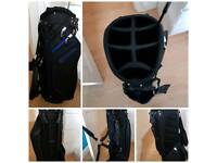 Brand new unused Taylormade R7 3 Iron and Fazer Carry Bag