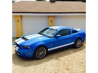 2010 Ford Mustang GT500 Clone. 4.6L V8 Performance 315HP. 15000 miles ONLY