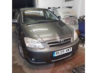 HIGHLY ECONOMICAL Toyota Corolla 1.4 TD T3 Hatchback 5dr Diesel Automatic