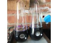Water Speakers - Novelty