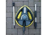 KARCHER T400 T-RACER DECK / PAVIOR CLEANER