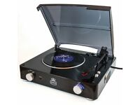 GPO turntable record player
